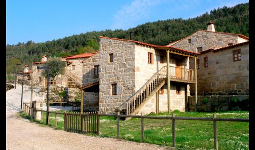 Póvoa do Dão, Old Village near Viseu