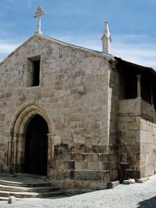 São Pedro de Tarouca Church, in Tarouca